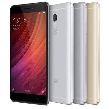"""Banggood: Xiaomi Redmi Note 4 de 64GB Deca Core Lector de huella 5.5"""""""