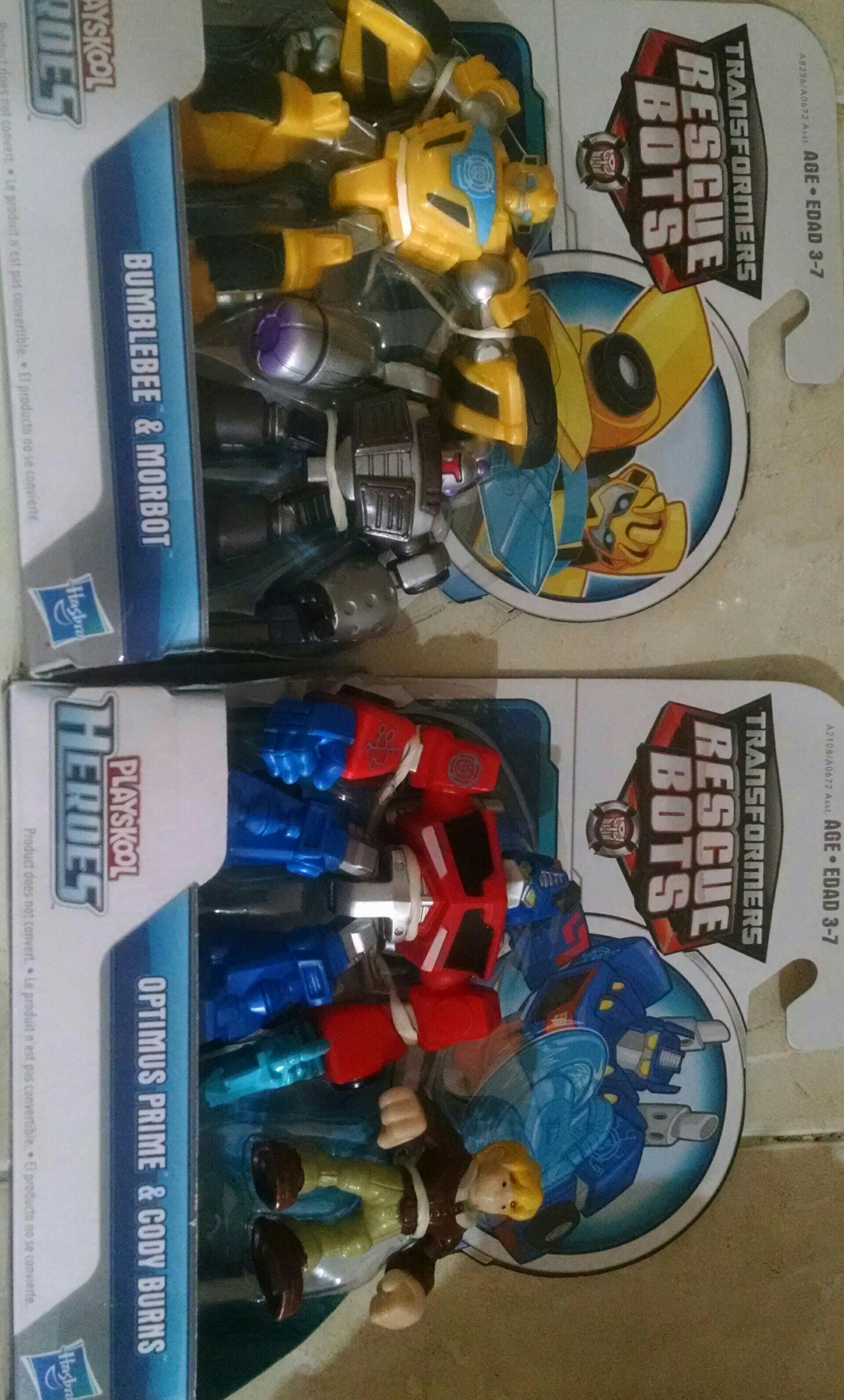 Chedraui Playa del Carmen Américas: juguetes Transformers Rescue Bots Playskool Heroes