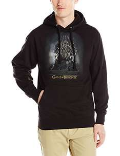 Amazon: sudadera hoodie para caballero con licencia HBO de Game Of Thrones desde $181