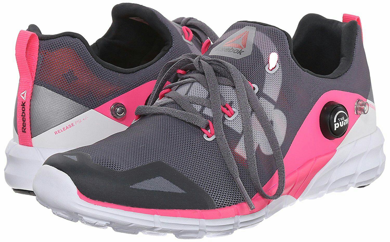 Amazon: Reebok Zpump Fusion 2.0 dama Running Shoe, color, talla 9 B(M) US