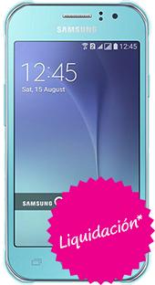 Movistar: Galaxy J1 Azul