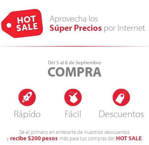 Ofertas de Hot Sale México 2014 en Walmart