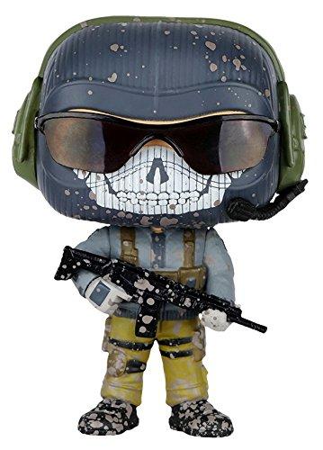 """Amazon: Funko, figura de Simon """"Ghost"""" Riley de Call of Duty $137"""