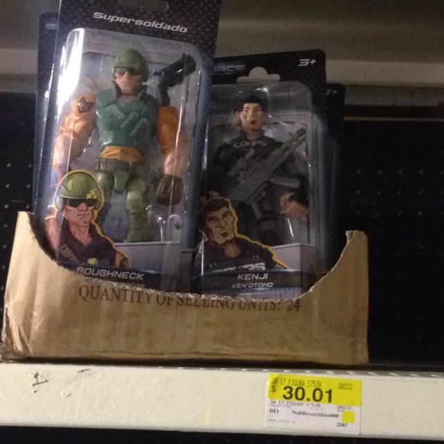 Walmart: Figuras de acción en $30.01