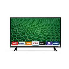 Amazon MX: Vizio D32h-D1 Smart TV LED 32'' Full HD, 60 Hz, Wi-Fi
