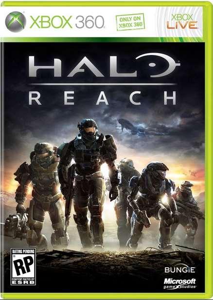 Xbox Live: Halo Reach gratis para suscriptores Xbox Live