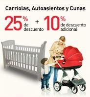 Liverpool: descuentos en carriolas y artículos para bebés, muebles, celulares y más