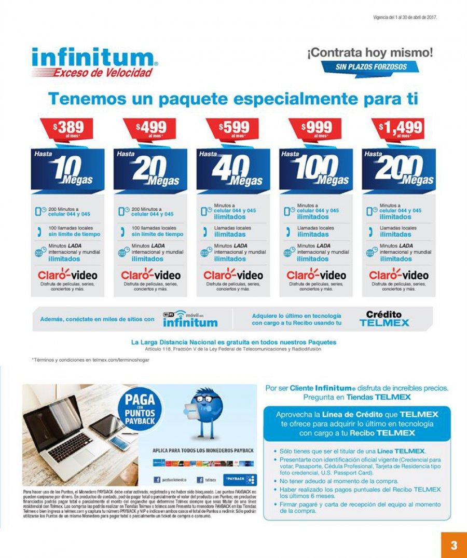Telmex: asómate ala tecnologia, tu guia de compra.