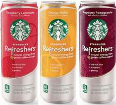 Superama: Starbucks Refreshers sabor fresa limonada 355 ml en Superama $10
