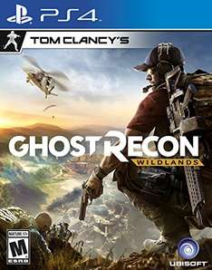Amazon MX: Tom Clancy's Ghost Recon Wildlands PS4 / Xbox One