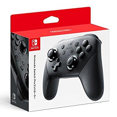 Amazon Japón: Nintendo Switch Pro Controller