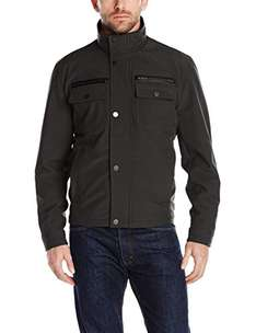 Amazon MX: Chaqueta Hipster London Fog (Talla M)