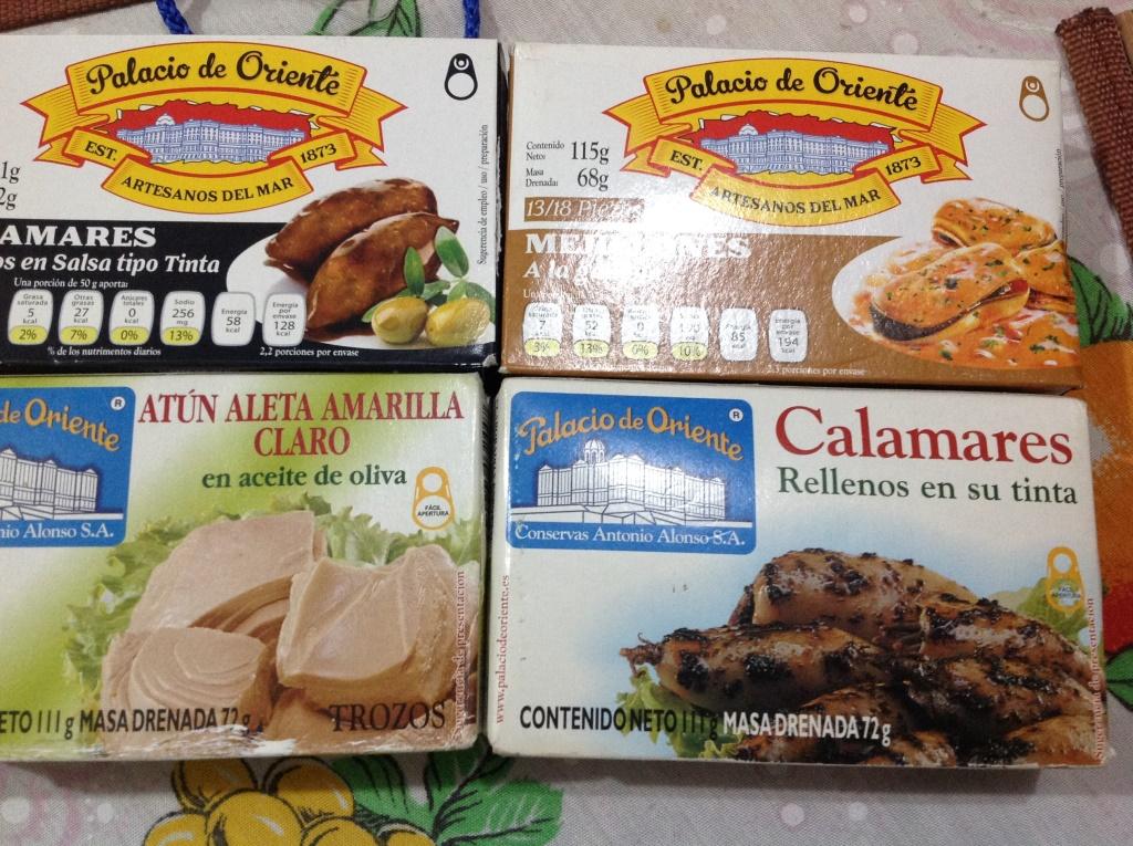 Walmart Periplaza Pue: Atún, Calamares y Mejillones, última liquidación