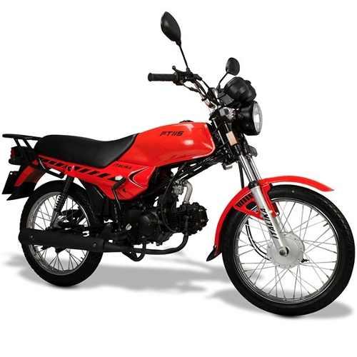 Tienda Italika en Mercadolibre: Motocicleta Ft115 Naranja Italika, precio utilizando cupón