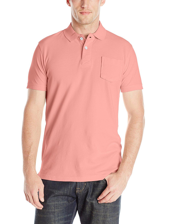 Amazon: polo vintage color rosa extra grande y otros colores a diferentes precios