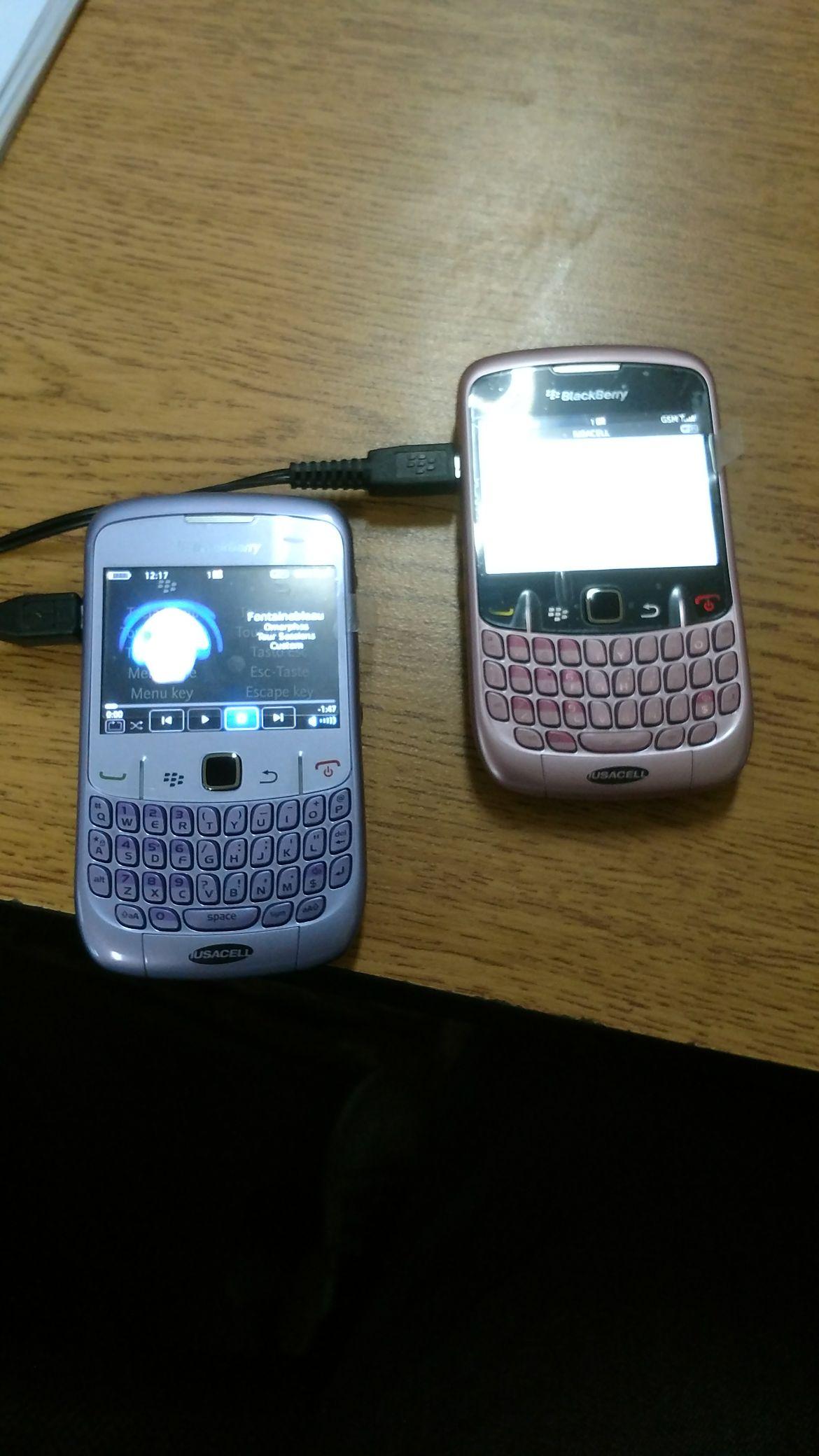 Sanborns: BlackBerry Curve 8520. Leer antes de...