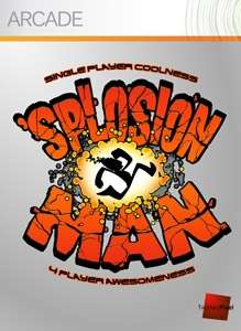 Xbox Marketplace Japón: Splosion Man gratis Games With gold Japón