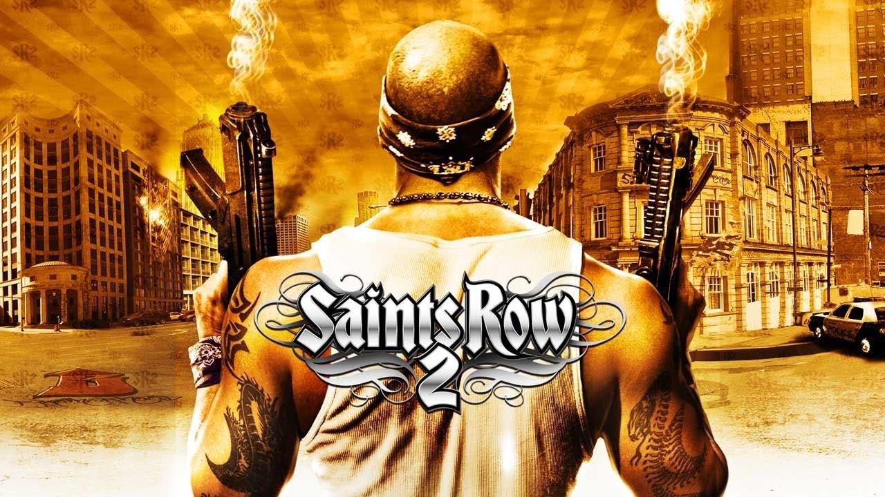 GOG: Saints Row 2 gratis!