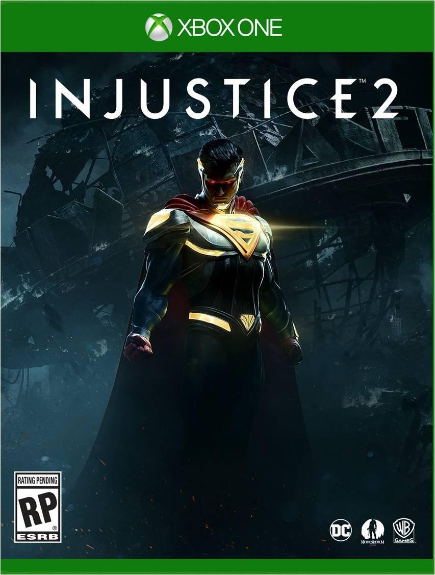 Amazon: Injustice 2 Preventa (con cupón MC)