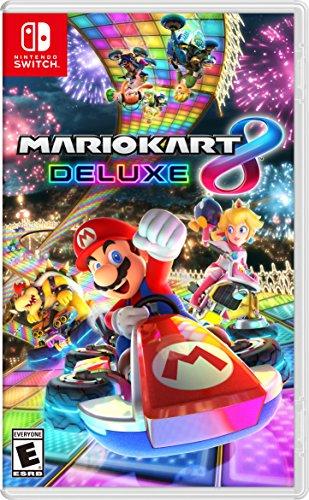 Amazon MX: Mario Kart 8 Deluxe Nintendo Switch a $1079 con cupón Mastercard