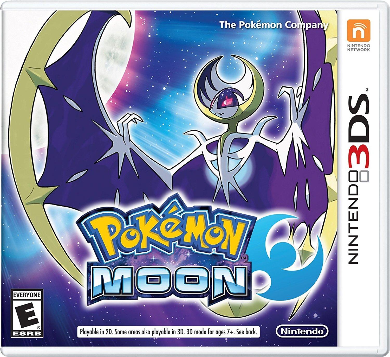 Amazon MX: Pokémon MOON para 3DS y mas juegos con cupon