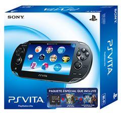 Sanborns: PS Vita con 2 juegos y memoria $2,849 y PS3 250GB con GT6 $3,799