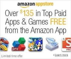 Amazon: 27 apps para Android gratis