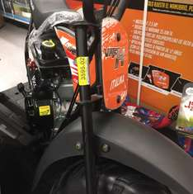 Walmart: moto italika vrex BF2015