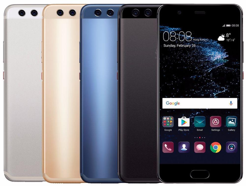 eBay: Huawei P10 64GB VTR-L29 Dual Sim (Desbloqueado en Fábrica)