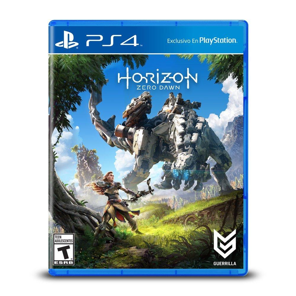 Amazon: Horizon Zero Dawn para PS4 ($709 con cupón Mastercard)