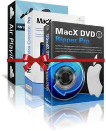 WinX Mobile Video Converter y MacX DVD Ripper Gratis