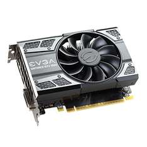 Amazon: tarjeta grafica GTX 1050ti 4GB 2666.48 EVGA 04G-P4-6253-KR