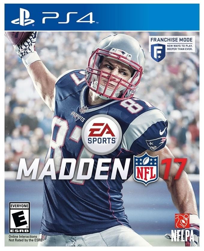Best Buy - MADDEN NFL 17 PS4
