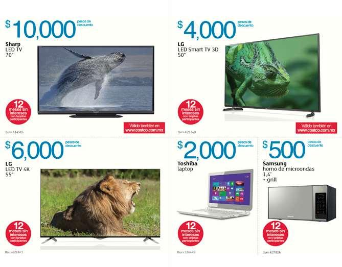 Costco: folleto de ofertas del 29 de septiembre al 26 de octubre