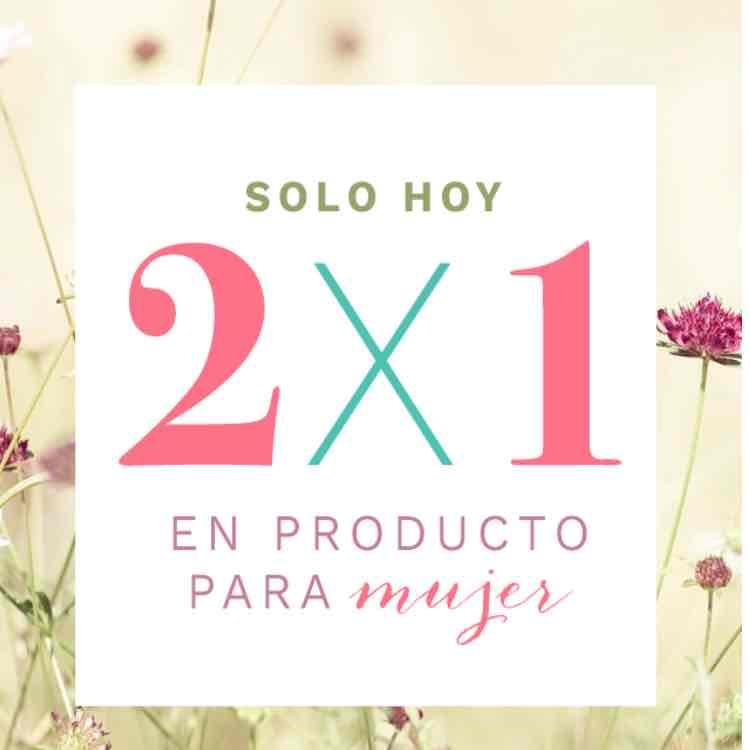 Osom 2 x 1 Productos para Mujer