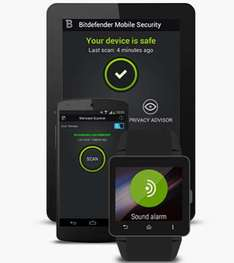 Bitdefender Internet Security y Bitdefender Mobile Security gratis 6 meses
