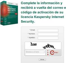 Licencia de Kaspersky Internet Security 2015 multidispositivos gratis