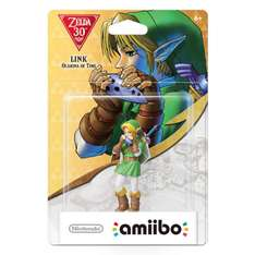 Game Planet: Amiibo Link ocarina of time (GP)