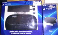 Walmart: kit para PlayStation Vita con tarjeta de memoria $99, base $29