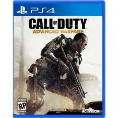 Best Buy: Call of Duty Advanced Warfare PS4