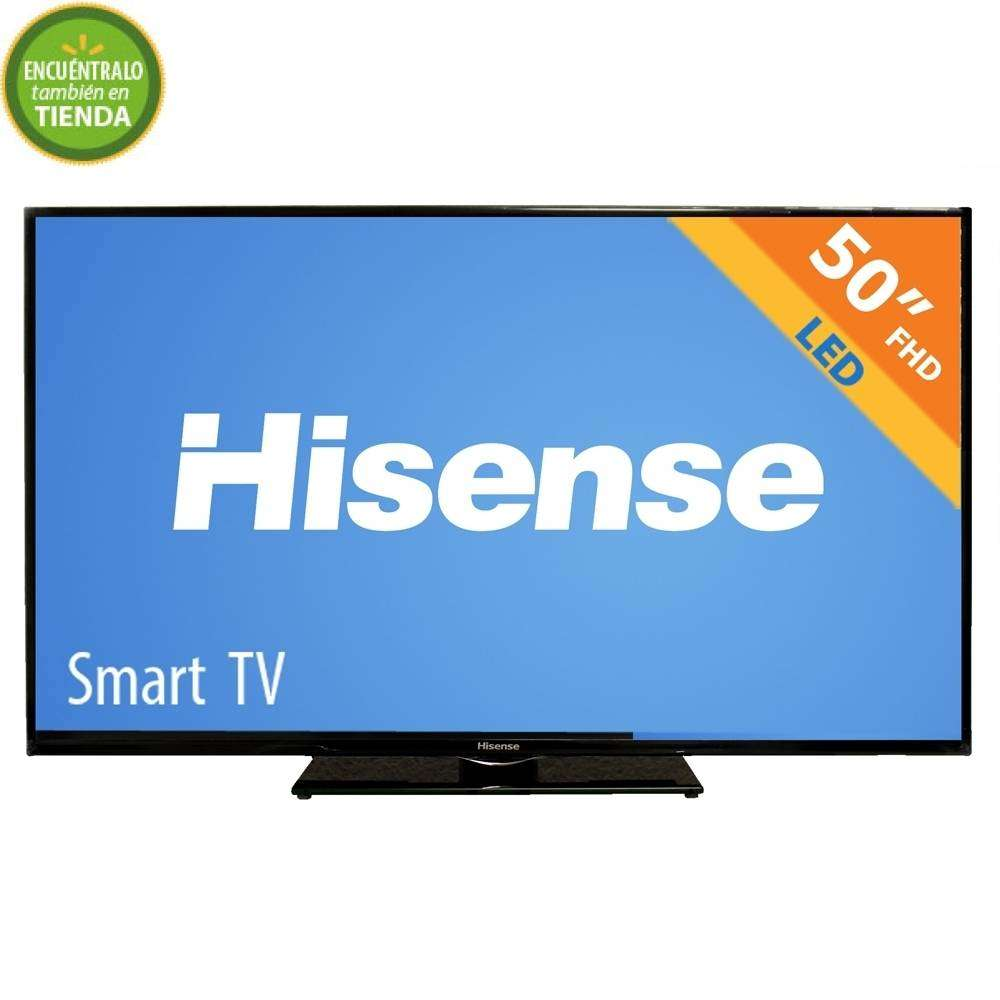 walmart smart tv hisense 50 full hd 7 299. Black Bedroom Furniture Sets. Home Design Ideas