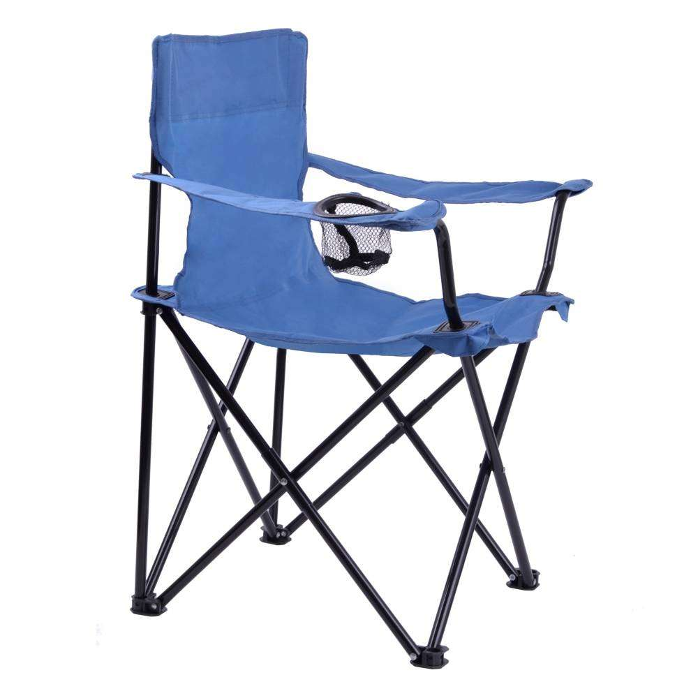 walmart silla plegable comtrex azul a 99