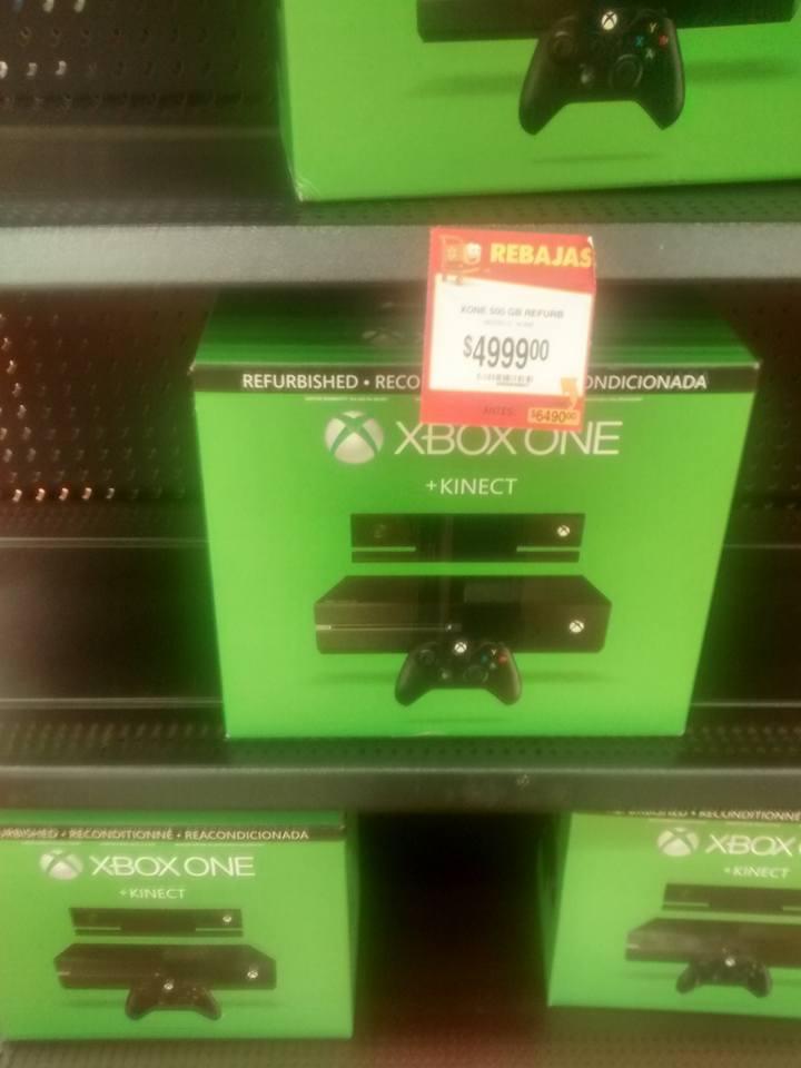 Xbox 2015 Walmart: Xbox ONE con ...