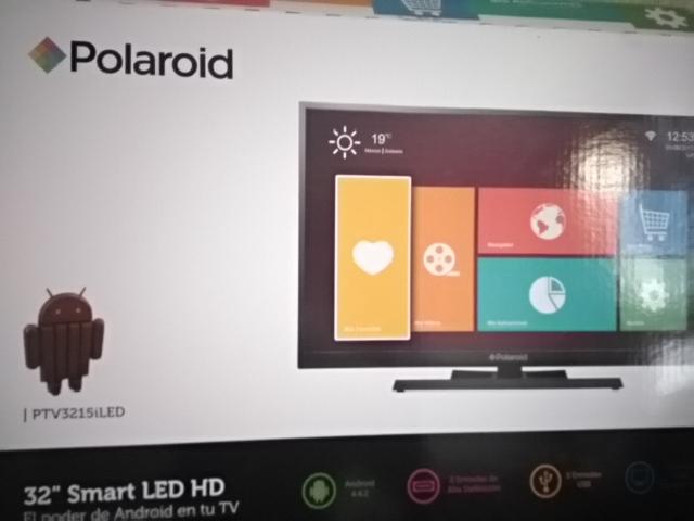 Walmart: TV Polaroid Smart tv 32