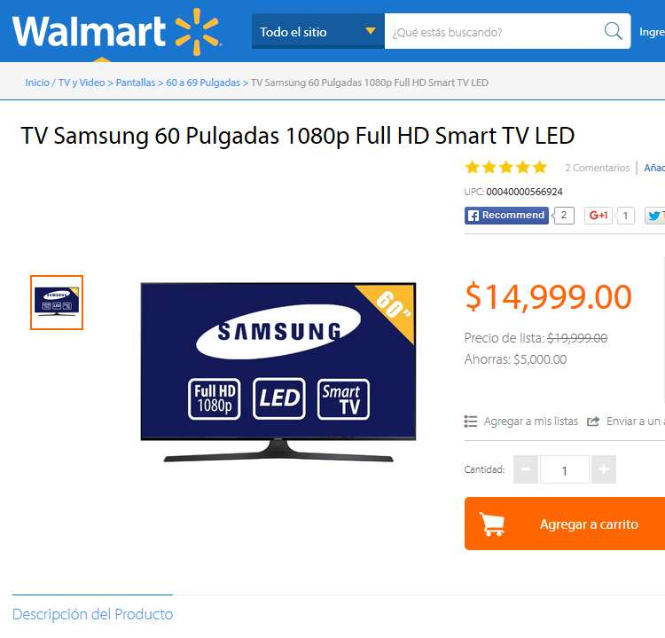 Walmart Black Friday Tech Deals: Movies, TV Shows, Boxsets, And 4K TVs On Sale Like everywhere else, movies are super-cheap.
