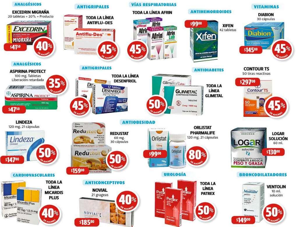 Farmacias Guadalajara: descuento en Desenfriol, Afrin