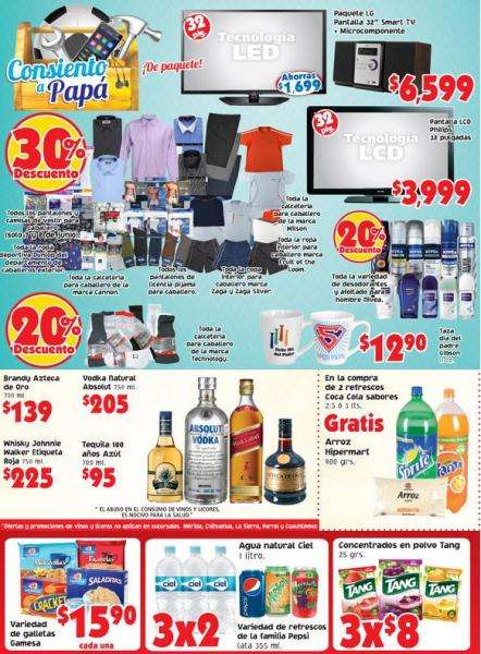 091a41b900 Soriana  30% de descuento en pantalones y camisas para hombre y más -  promodescuentos.com