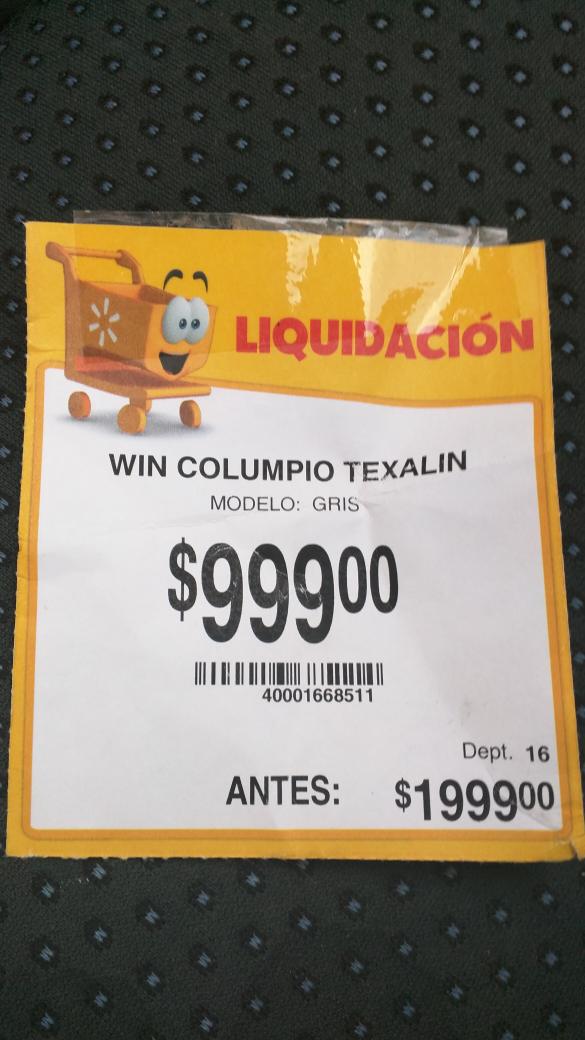 Walmart columpio de jard n a 999 for Columpios para jardin baratos