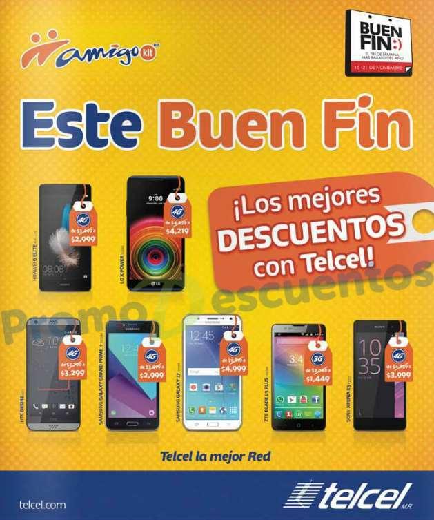 El buen fin 2016 en telcel descuentos en celulares for Ofertas recamaras buen fin