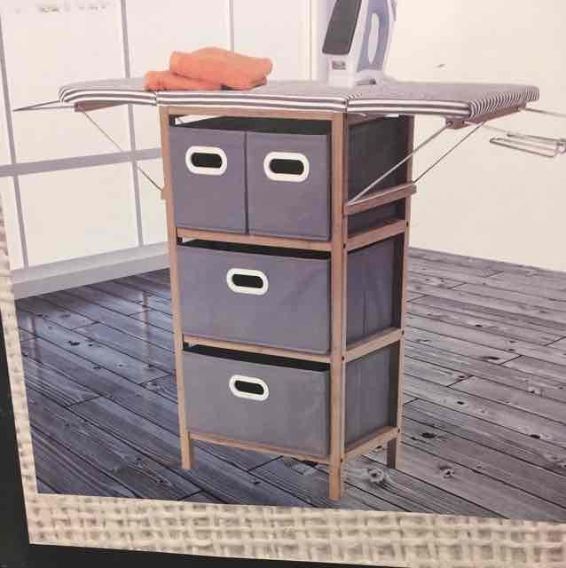 Walmart canc n mueble con tabla para planchar - Mueble de planchar ...